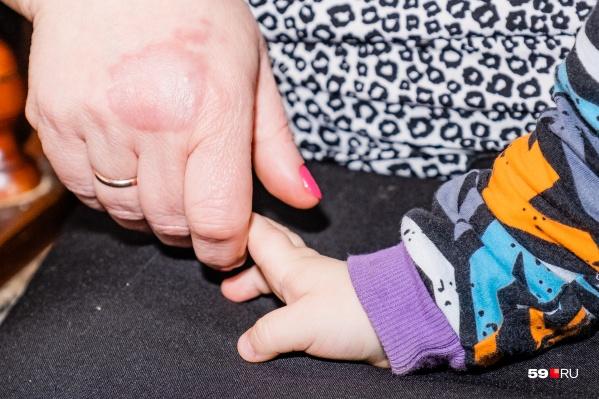 Для выздоровления малышки нужно редкое и дорогое лекарство