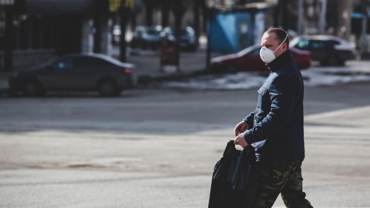 Медики Башкирии сообщили, что медицинскую маску носить необязательно