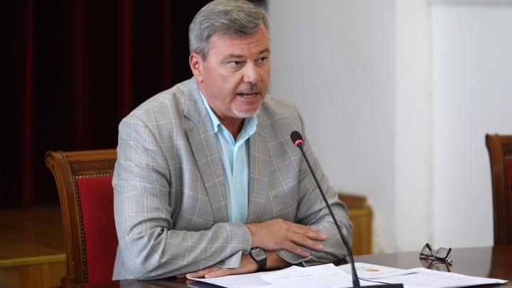 Александр Высокинский все-таки уволил своего заместителя по социальным вопросам