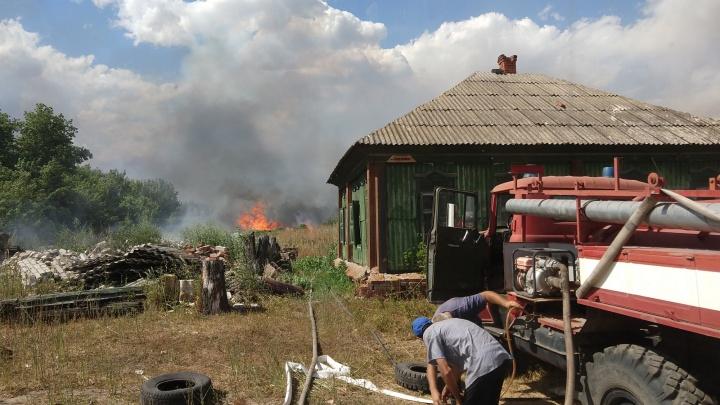 Два района и город: в Волгоградской области ввели режим чрезвычайной ситуации