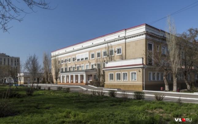 В Волгограде закрыли первый госпиталь для больных с коронавирусом