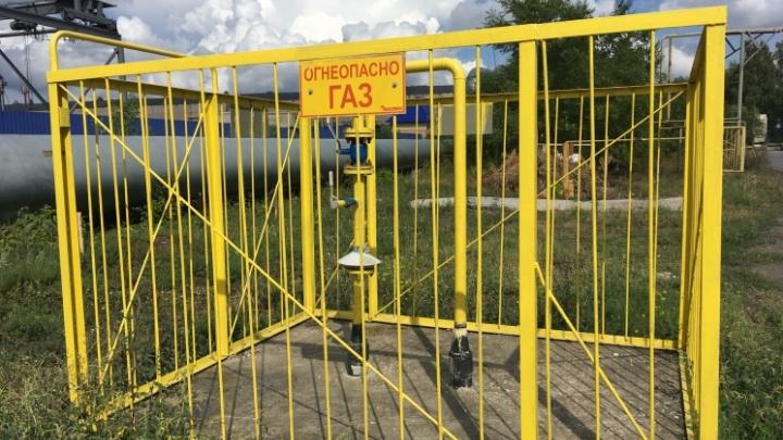 Курганцев предупреждают о выбросах газа в атмосферу