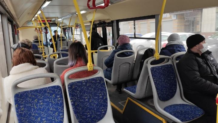 Жителей Нижегородской области не будут пускать в общественный транспорт без разрешения