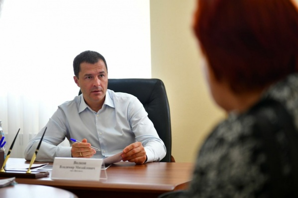 Мэр и его замы в мае проведут приём граждан в режиме онлайн