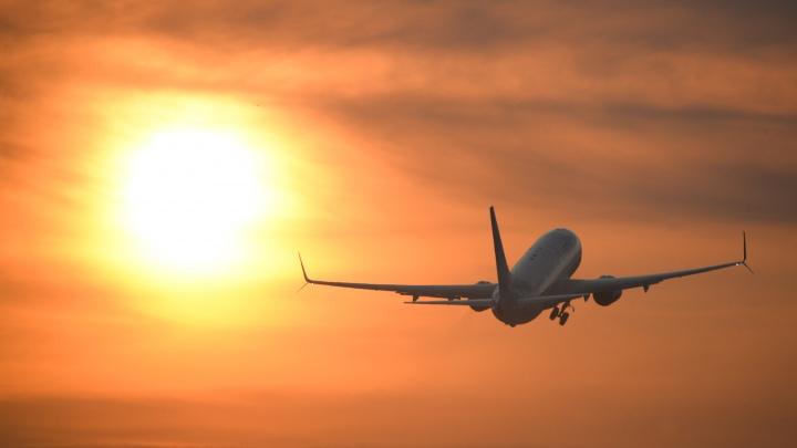 В Екатеринбурге проверили самолет из Москвы из-за сообщения о минировании