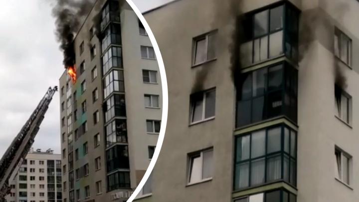 10-летний ребенок, оставшийся дома один, устроил пожар в Академическом. Что грозит его родителям?