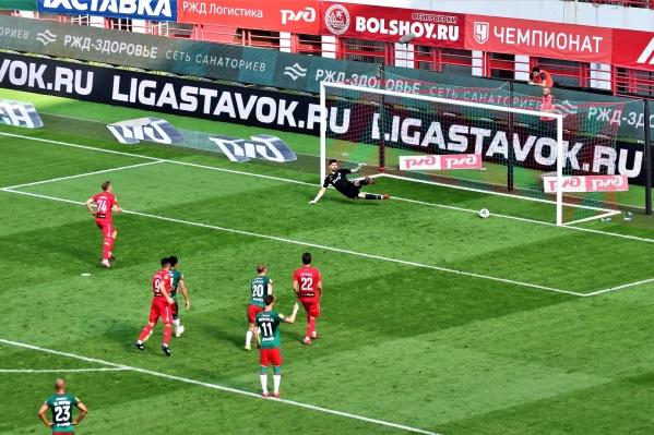 Прошлый матч уфимцы отыграли с «Локомотивом»