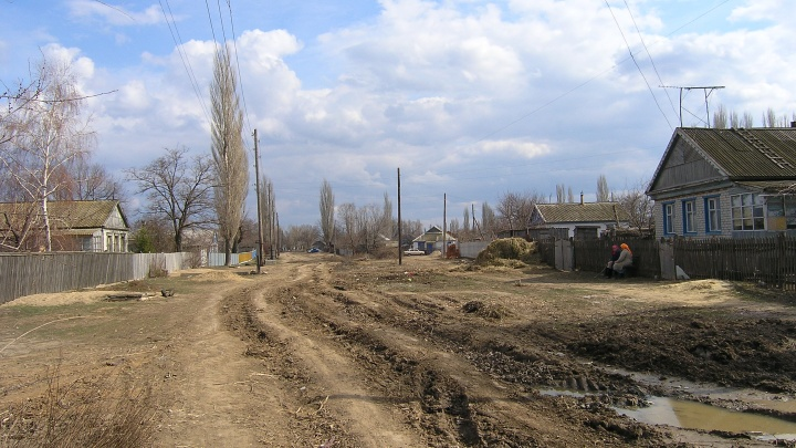Попки на первом месте: хутор Волгоградской области назвали самым смешным в России