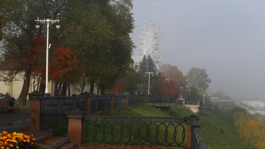 Туманы, заморозки и дожди. Рассказываем о погоде в Кузбассе на ближайшую неделю