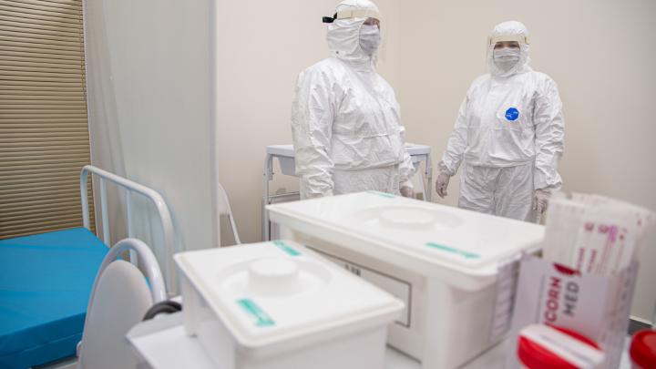 Еще у 121 человека в крае за последние сутки подтвердился коронавирус