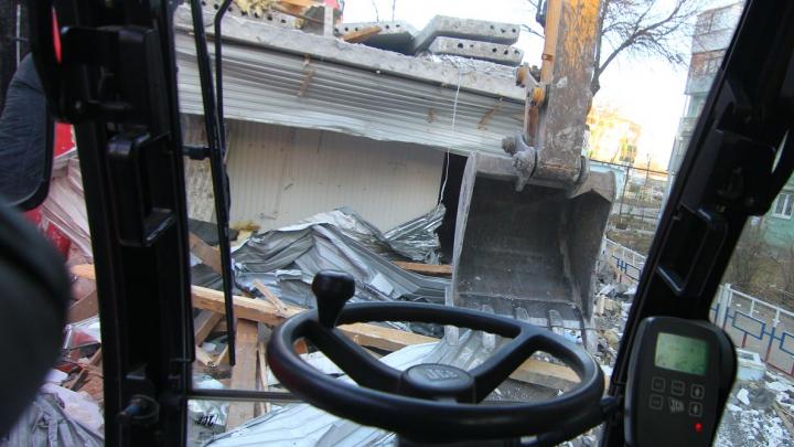 Ради реконструкции улицы XXII Партсъезда планируют изымать участки с домами