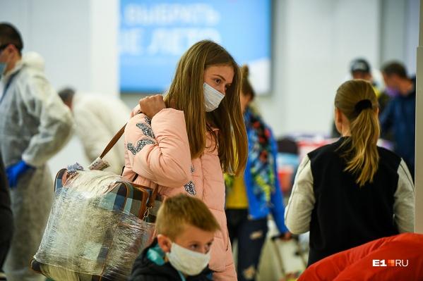 Наибольший прирост за сутки дали прилетевшие из Москвы — три случая из пяти