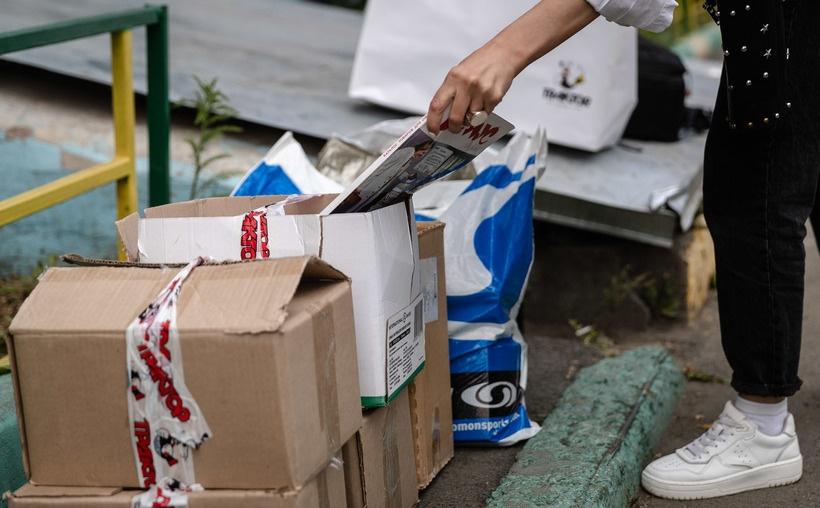 На выходных Савва сдал 78 килограммов бумаги