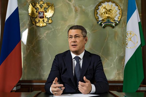 Глава региона требует возмещения ущерба республике в результате размытия акций БСК