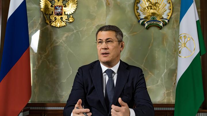 Радий Хабиров подал иск в суд на 34 миллиарда рублей