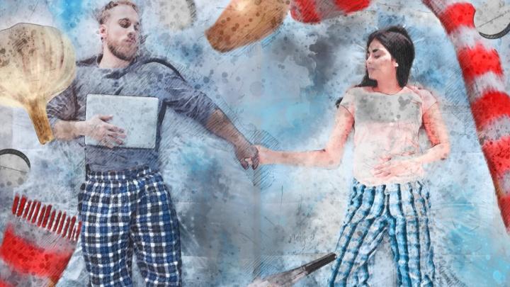 «Почти не может есть»: история пары, которая переболела ковидом еще летом (симптомы держатся до сих пор)