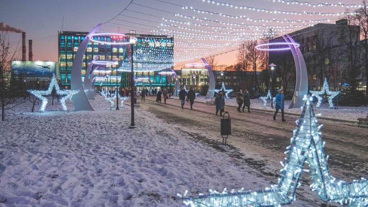 Как в Перми всё будет работать в новогодние праздники? Публикуем графики