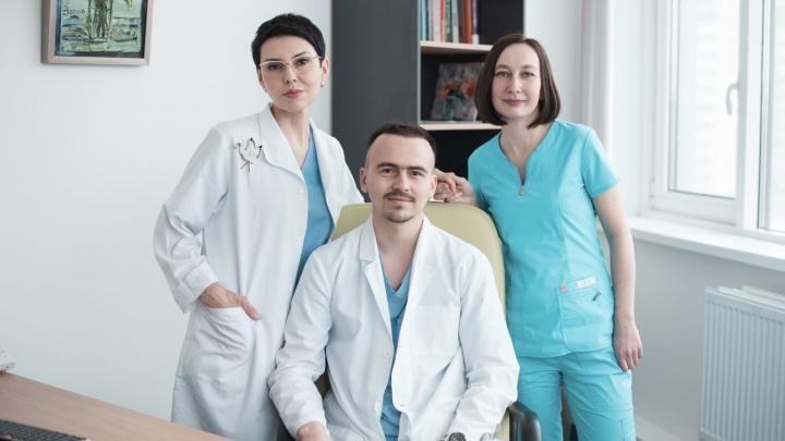 В Новосибирске открылась клиника ЭКО, где работает один из первых репродуктологов города