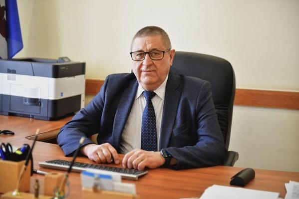 Виталий Леженко родом из тех же мест, откуда приехал Владимир Волков