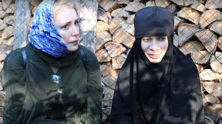 «Благодать, как на Афоне»: Мария Шукшина показала «тайные» скиты отца Сергия