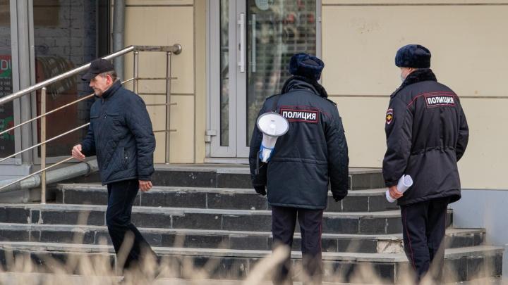 Азарова попросили не вводить QR-коды из-за коронавируса в Самарской области