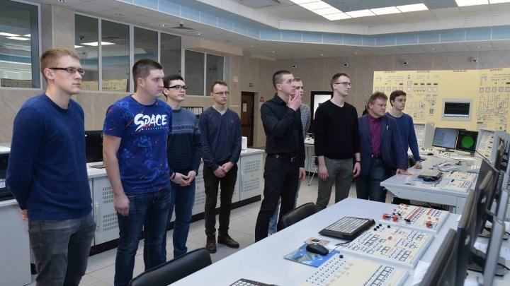 Ростовская АЭС оказала практическую помощь в подготовке специалистов для Белорусской АЭС