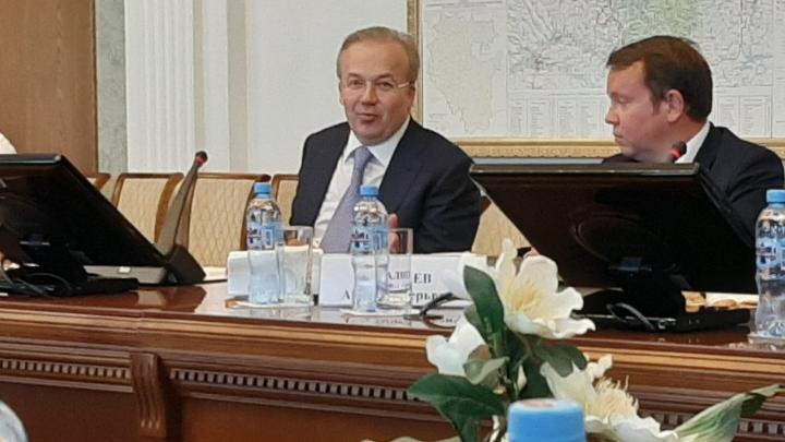 Андрей Назаров: «Акции БСК под арестом, но это не влияет ни на предприятие, ни на прибыль»