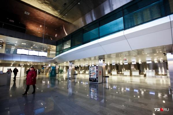 Аэропорт Рощино будет отправлять и принимать крымские рейсы практически каждый день