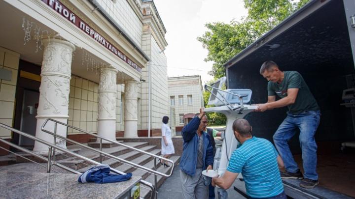 В Челябинской области начали возвращать к обычной работе больницы, отданные под больных COVID-19