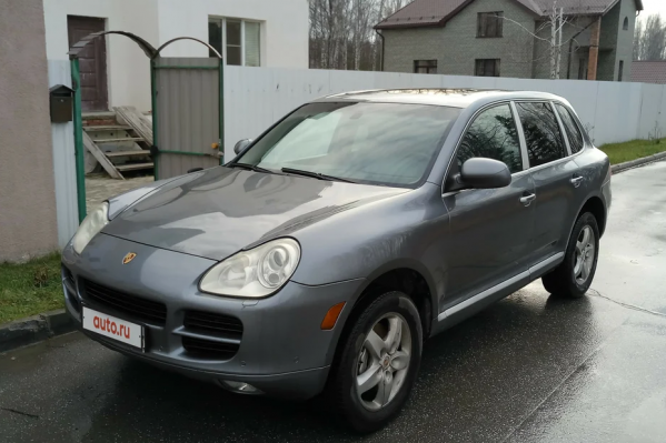 Сколько стоит этот Porsche Cayenne 2003 года выпуска?