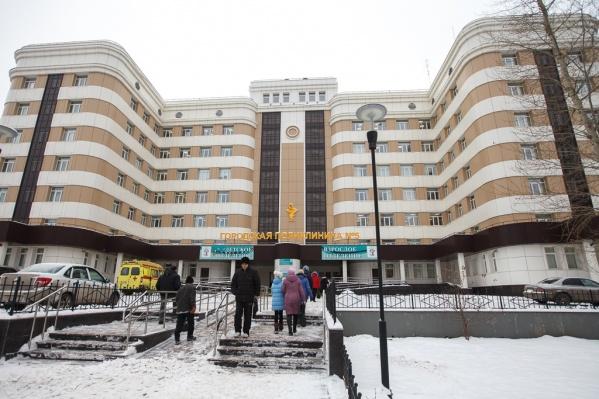 Врачи советуют тюменцам воздержаться от визитов в медучреждения