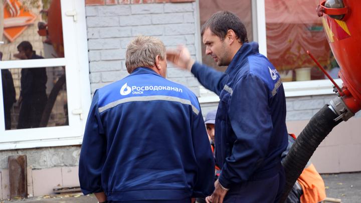 ФАС признала незаконной передачу «Омскводоканалу» муниципального имущества