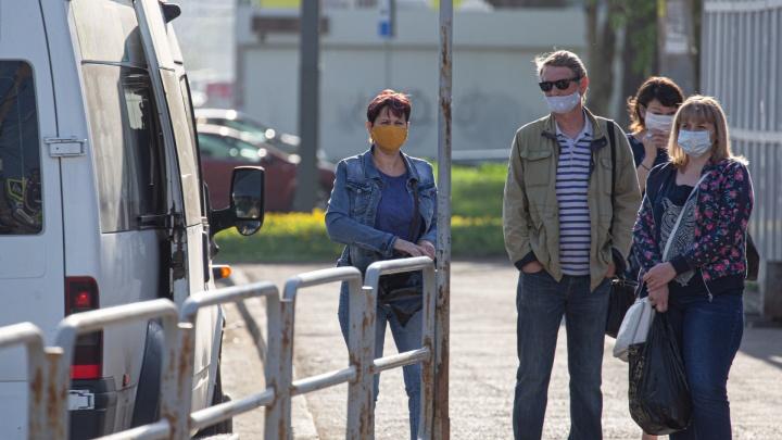 Жители посёлков под Челябинском не могут дождаться автобусов
