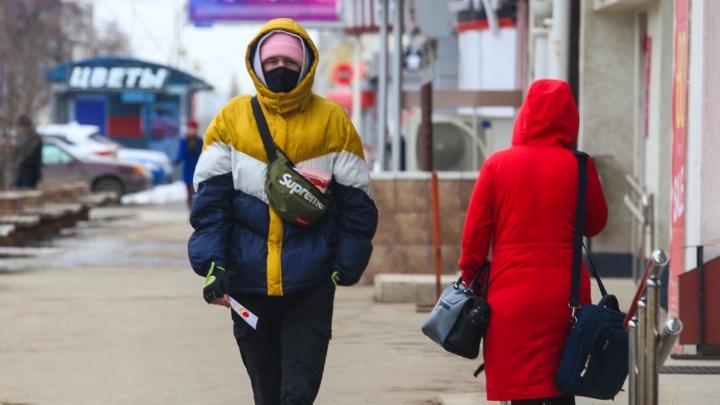 Штормовое предупреждение и резкое похолодание: в Башкирию снова вернется зима