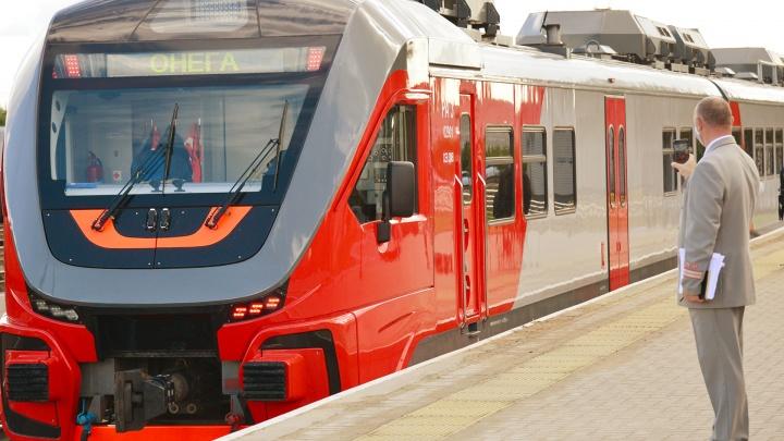 Рельсовые автобусы и новые вагоны: в Поморье готовятся серьезно улучшить пригородный ж/д транспорт