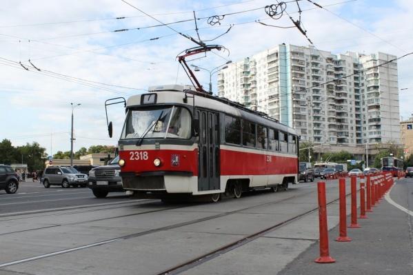Московские трамваи еще послужат жителям Волжского