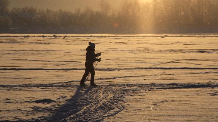 Отдыхаем со спортом: где архангелогородцам можно покататься на лыжах или сноуборде