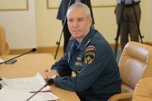 Олега Рожкова задержали весной этого года