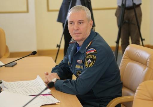 Экс-начальника МЧС Зауралья Олега Рожкова отпустили под домашний арест
