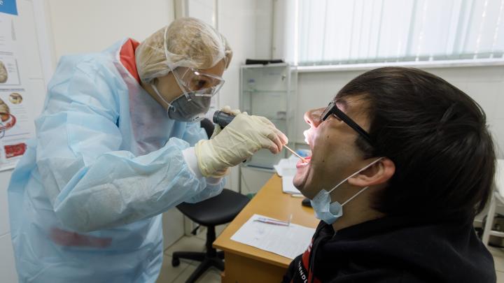 Волгоградских призывников проверяют на коронавирус