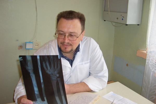 Пациенты говорят, Александр Никольский был врачом от бога