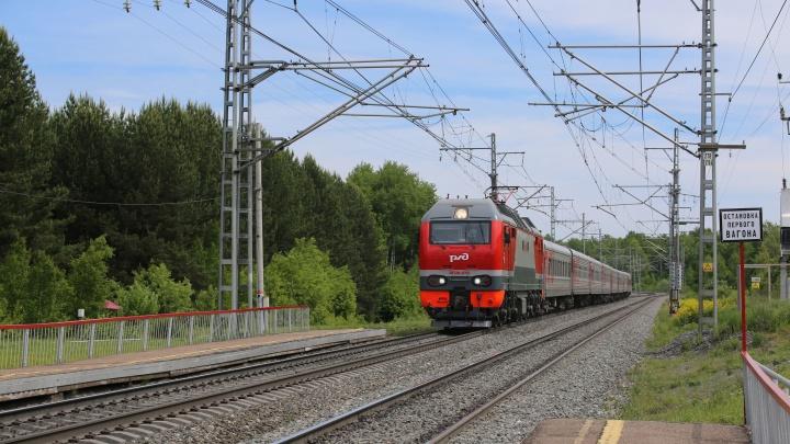 В Башкирии поезд насмерть сбил 17-летнюю девушку