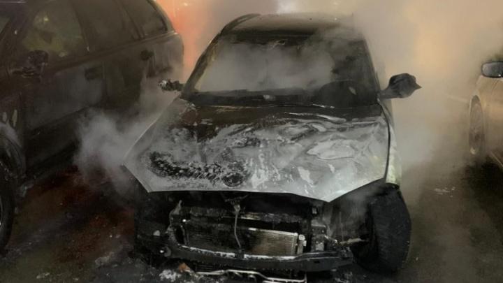 Прокурор области поставил на контроль проверку по поджогу машины челябинского журналиста