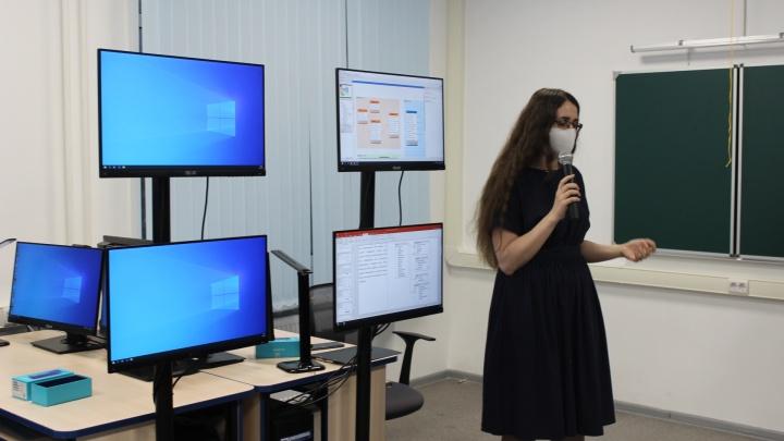«Ростелеком» обеспечил скоростным интернетом новые мастерские Архангельского колледжа телекоммуникаций