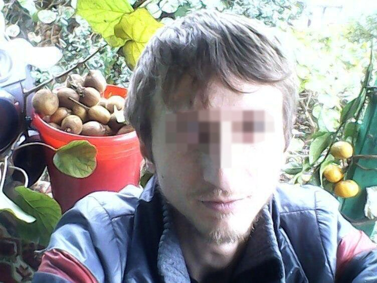 предполагаемый захватчик / фото из социальных сетей