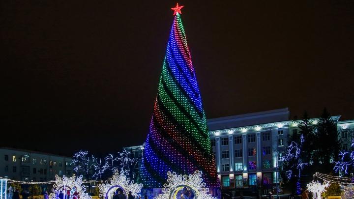 Арбитражный суд Башкирии потребовал вернуть в бюджет 115 миллионов рублей за пиксельные елки