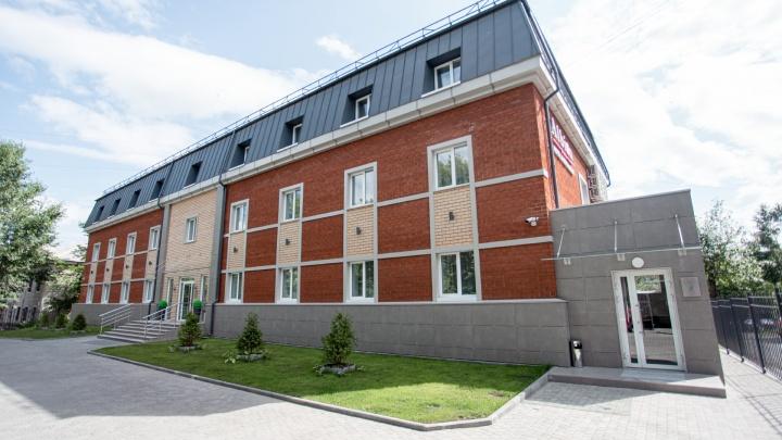 В Челябинске на месте противотуберкулёзного диспансера открыли новый отель