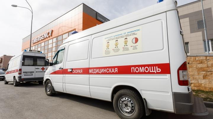 В Волгограде к лечению пострадавших при взрыве на АЗС подключили федеральных специалистов
