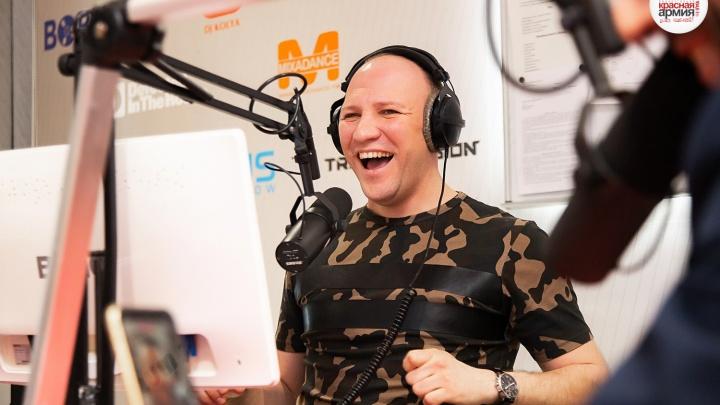 Радиостанция «Красная Армия» в честь дня рождения провела уникальный эфир: как это было