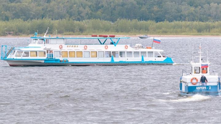 В Самаре на один день закроют две пристани
